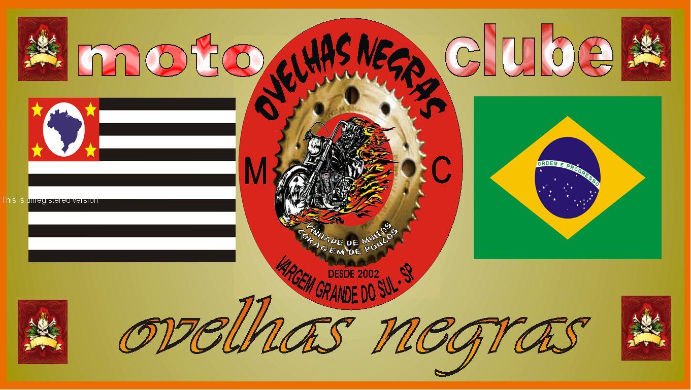 moto clube ovelhas negras