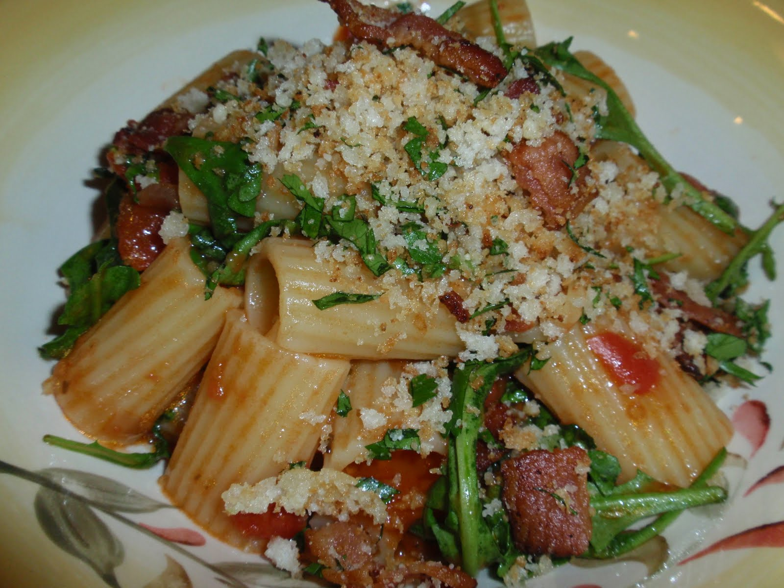 My Italian Grandmother: Rachael Ray's BLT Pasta