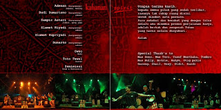 cover cd kahanan Innisisri 1
