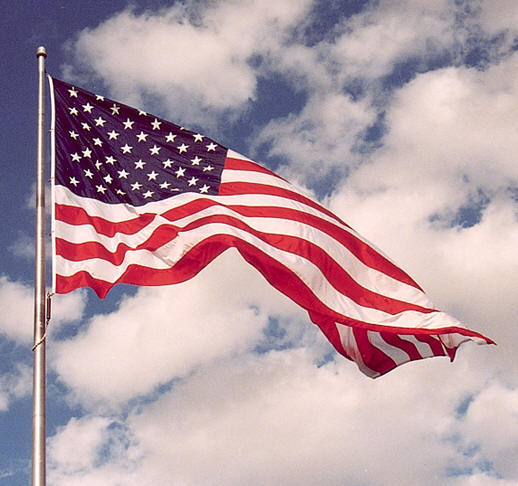 wavy american flag clip art. american flag waving