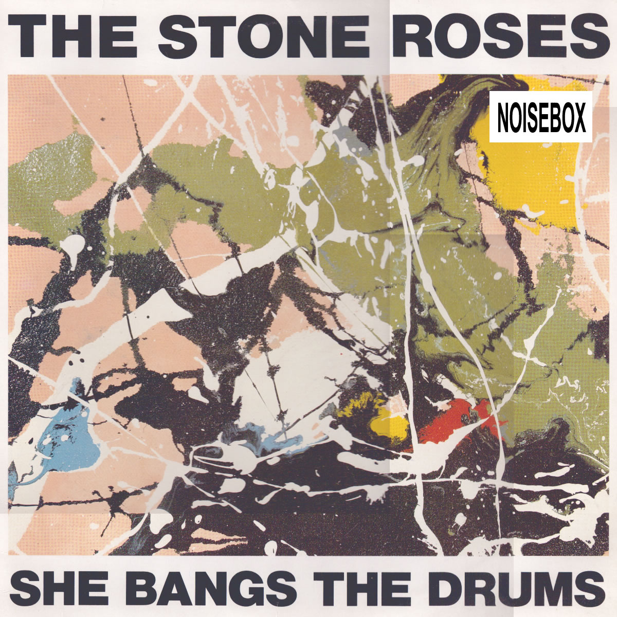 NOISEBOX: Stone Roses - She Bangs The Drums EP