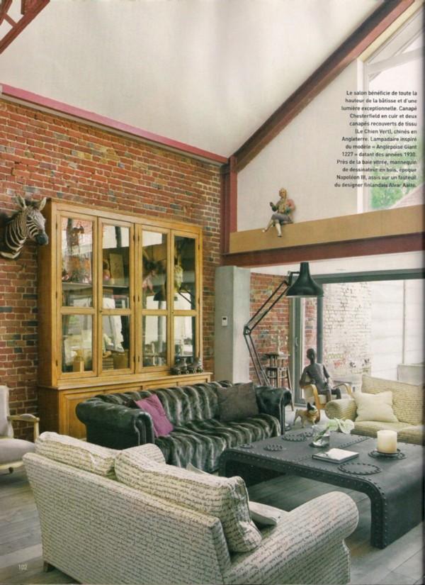 Wunderkammer vivir en un garaje live in a garage for Muebles para garaje