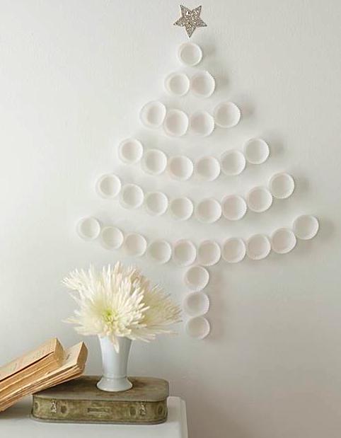 wunderkammer 12 rboles de navidad hechos a mano para. Black Bedroom Furniture Sets. Home Design Ideas