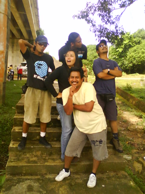 Doco with RTM @ Kuala Berang