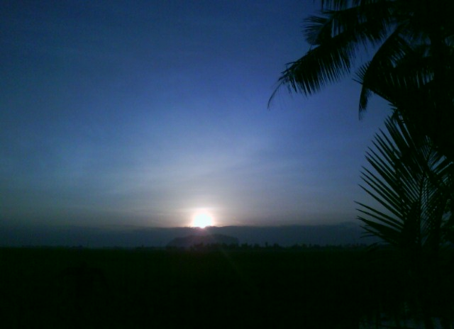 SUNRISE at location
