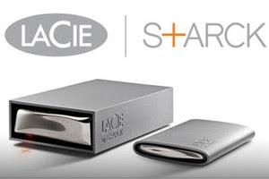 LaCie Starck HDD
