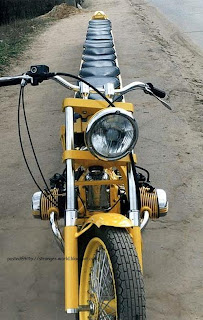 World's Longest Motorcycle