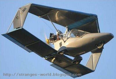 Gambar Pesawat Terbang ANEH, KEREN, dan TIDAK BIASA ~ b