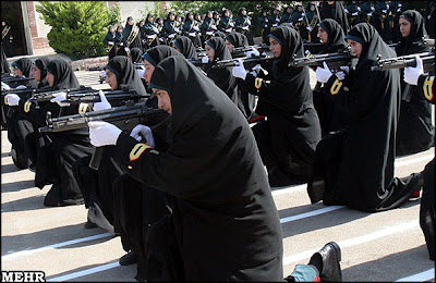Women Police of IRAN