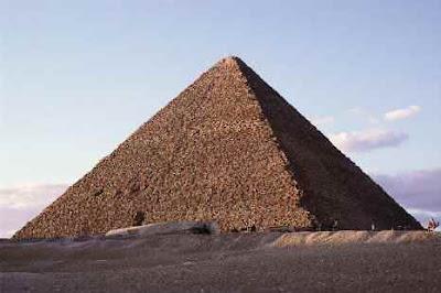 The Great Pyramid @ strange world