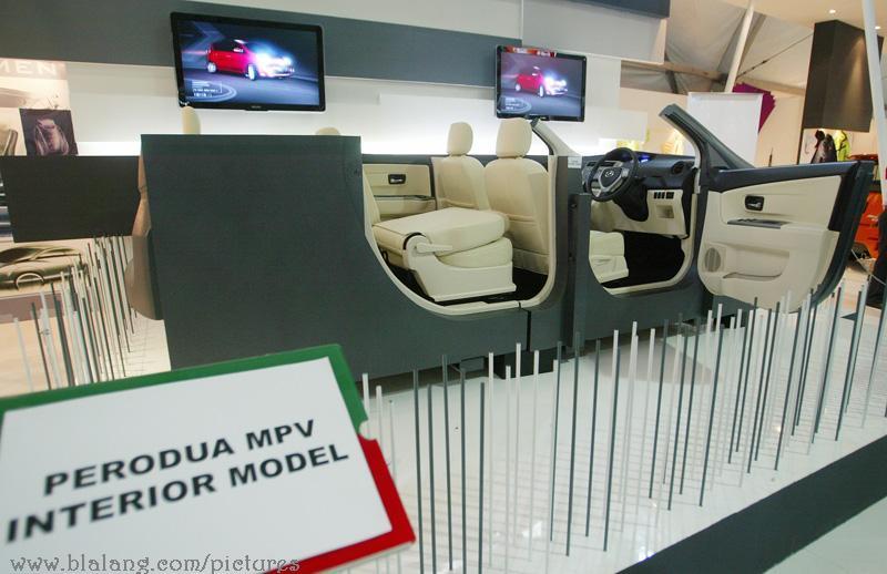 Perodua MPV Terbaru Peroduampv