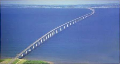 The longest bridges @ strange world