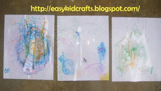 rain art for mommy and me easy crafts for toddlers