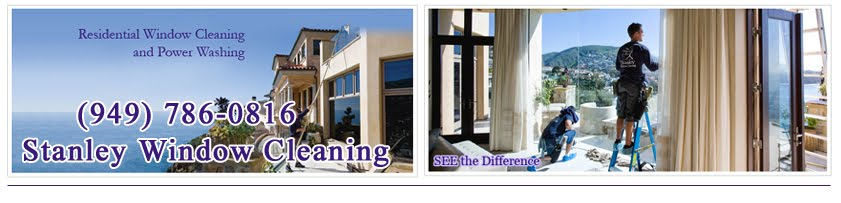 Orange County Window Cleaning by Stanley Window
