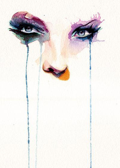 Marion Bolognesi: Akvarel tårer