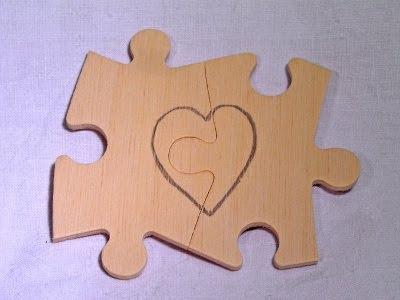 Love Puzzle 1 - Kærlighed puslespil