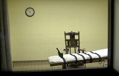 Værelse til henrettelser