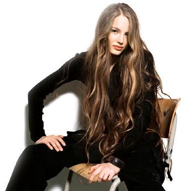 Ruslana Korshunova i sort