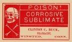 Poison: Corrosive Sublimate