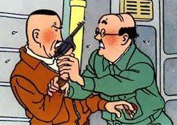 Oberst Jorgen i slagsmål med ingeniør Frank Wolff