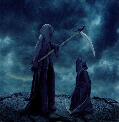 Store død og lille død