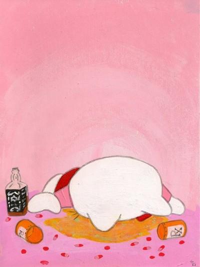 Let Sleeping Cats Die - Hello Kitty selvmord sovepiller - 'Lad sovende katte ligge/dø'