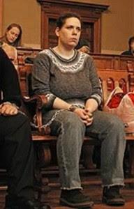 Timea Faludi i retten