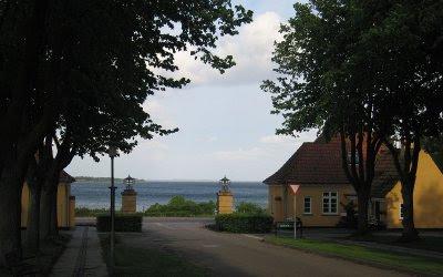 Indgang til Annebergparken