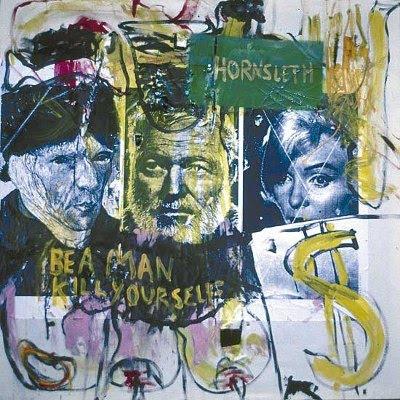 Kristian von Hornsleth: Be a Man - Kill Yourself