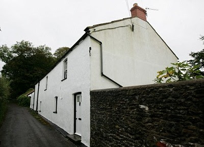 Huset i Westbury-sub-Mendip