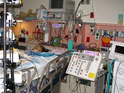 Døden på intensiv-afdelingen