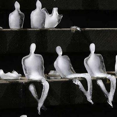 Hopenhagen 2009, COP15, skulpturer af Nele Azevedo
