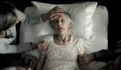 Farvel til en døende gammel dame