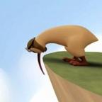Kiwi på kanten