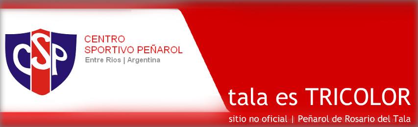 Tala es TRICOLOR | ahora nos encontras en www.talaestricolorweb.com.ar
