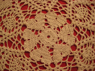 Crochet Stitch Rings Of Love : For the Love of Crochet Along: Crochet Ring Bearers Pillow