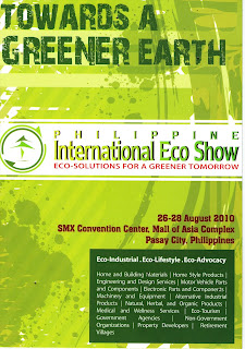 1st Philippine International Eco Show