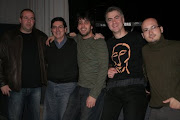 Con Paco Cifuentes y su grupo