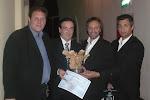 Premio CONDOR DE FUEGO 2008 por el Programa CIUDADANOS ILUSTRES