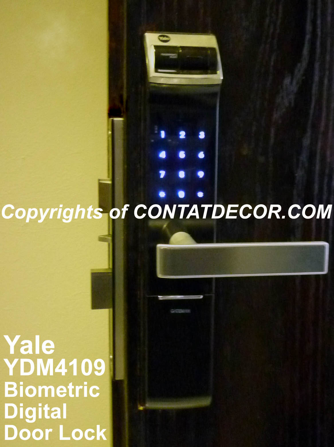 Contatdecor Projects And News Toh Tuck Avenue With Yale Biometric