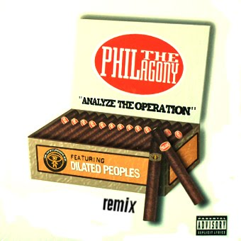 Phil Da Agony - Analyze The Operation
