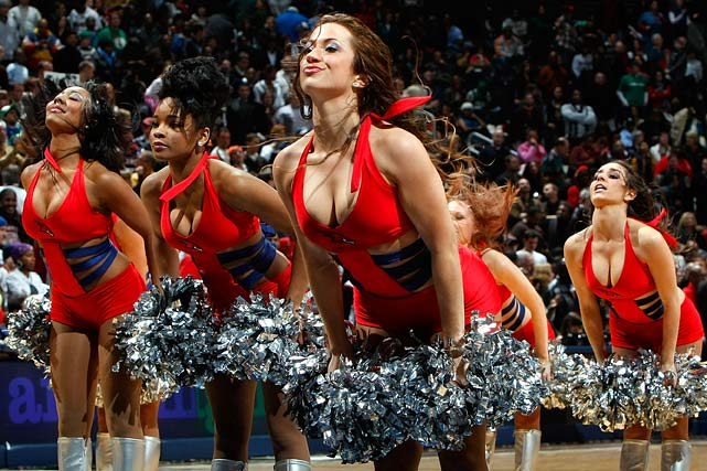 Pro Cheerleader Heaven Atlanta Hawks Cheerleaders Love