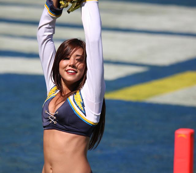 Pro Cheerleader Heaven San Diego Chargers Cheerleaders
