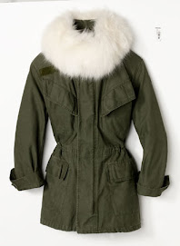 Gryphon Fur Trimmed Parka