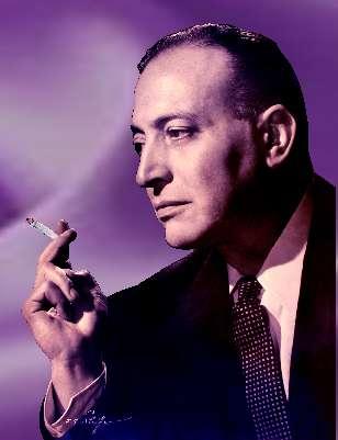 Retrato de Alfredo Marino