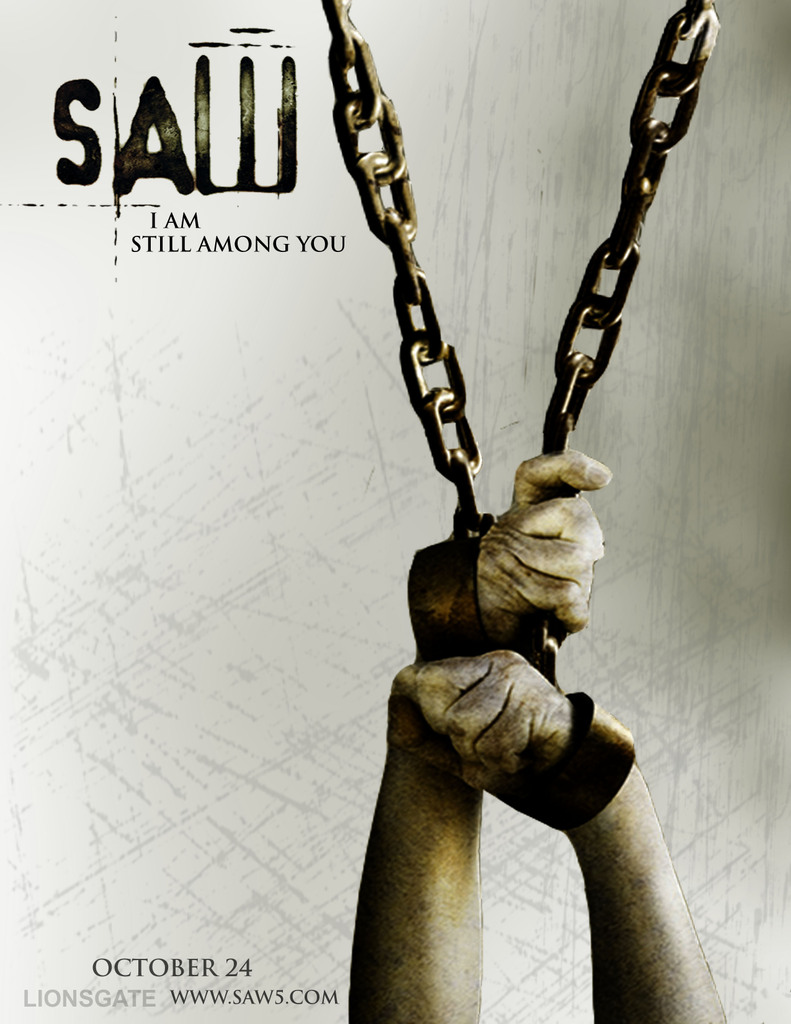 The Saw part 5 movies 