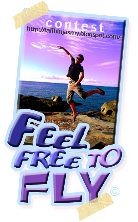 FEEL FREE TO FLY CONTEST : BARANGAN BODY SHOP UNTUK DIMENANGI
