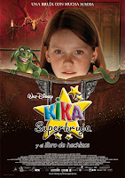 Kika Superbruja y el libro de hechizos (2009) online y gratis