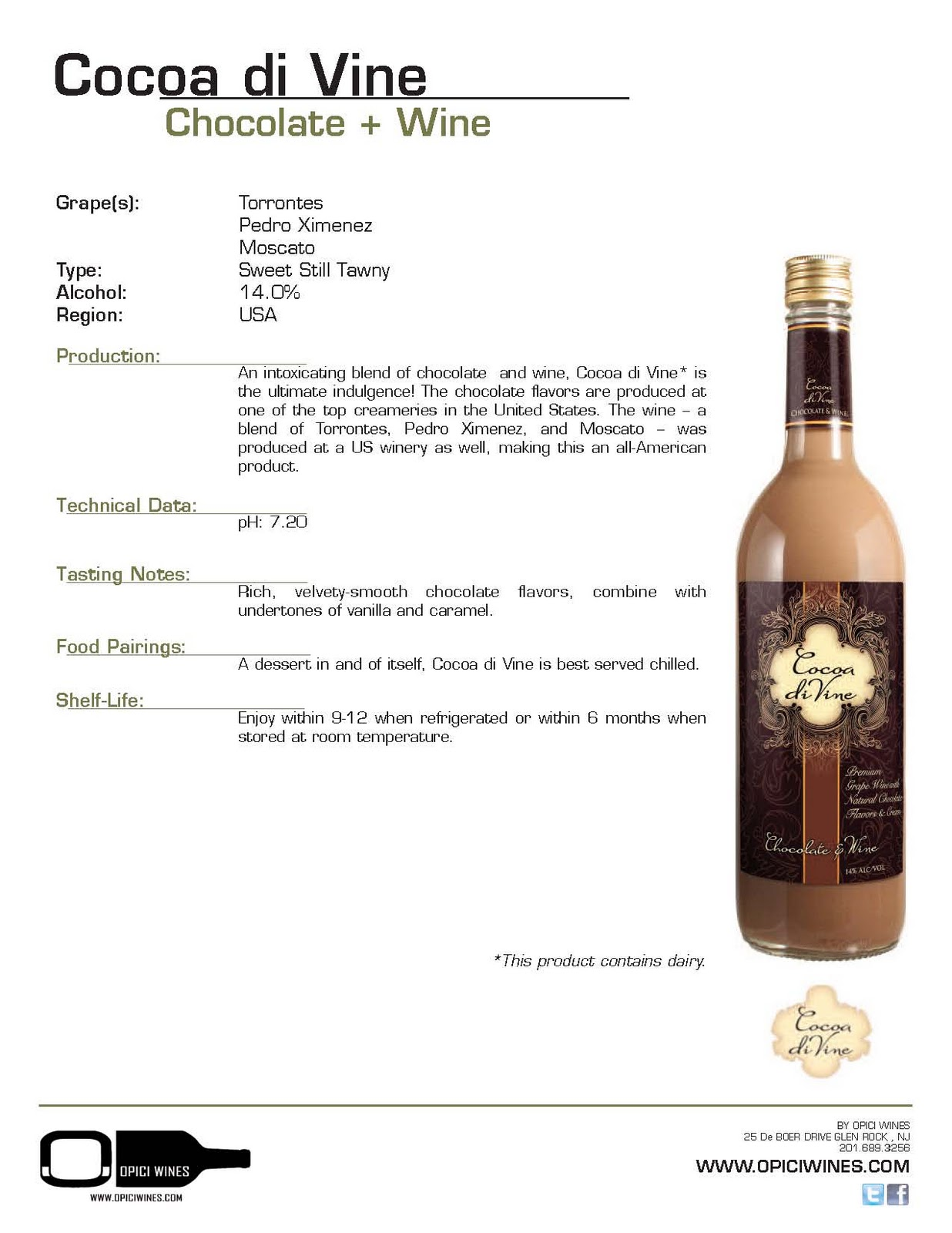At the table with doris italian market wine tasting this saturday it cocoa di vine chocolate wine here is a fact sheet on the wine study the info and then taste the wine for yourself saturday solutioingenieria Images