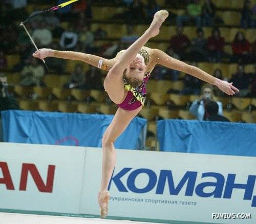 German gymnast teen bizarre fuck - 4 1